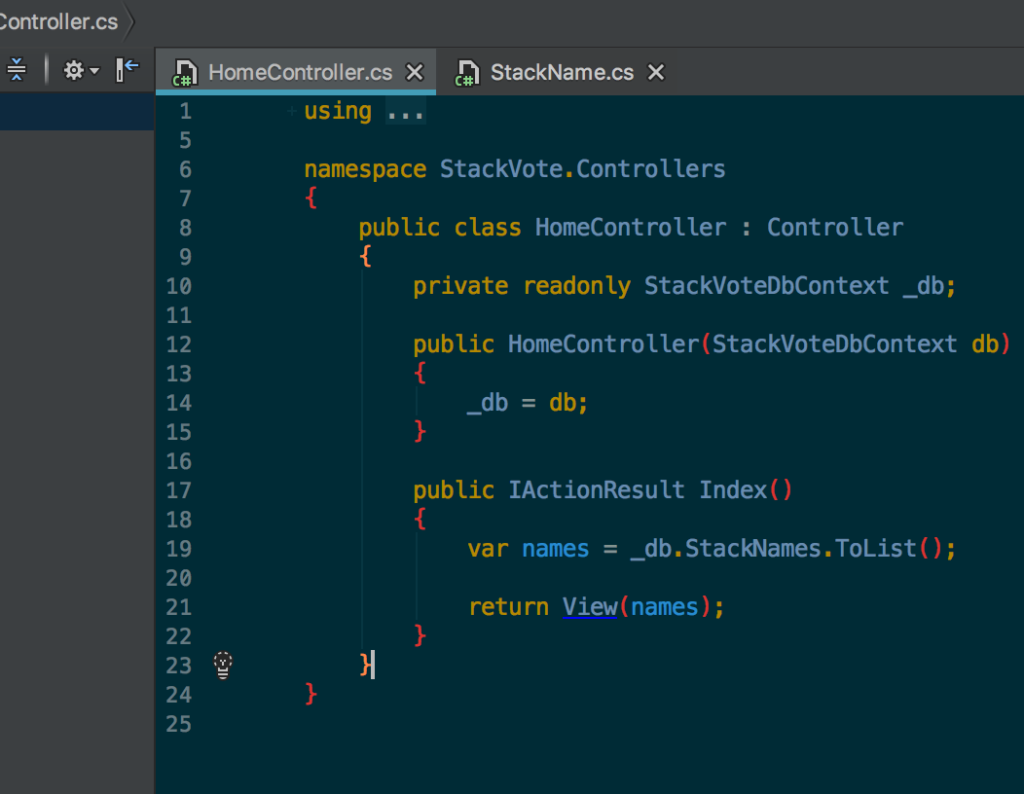 Adding additional colour themes to Jetbrains Rider - Alex Brown