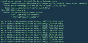 ms_sql_linux_service_running
