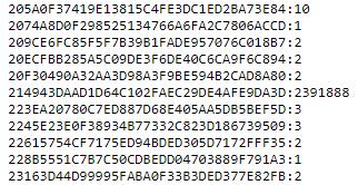 pwnedpasswords e38ad results